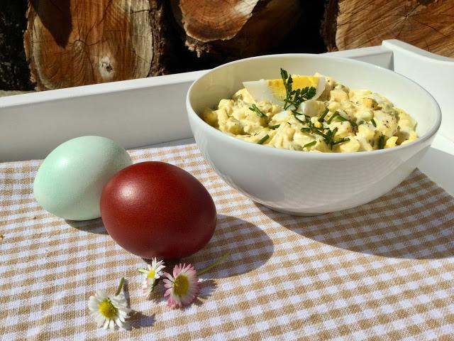 Pomazánky - saláty